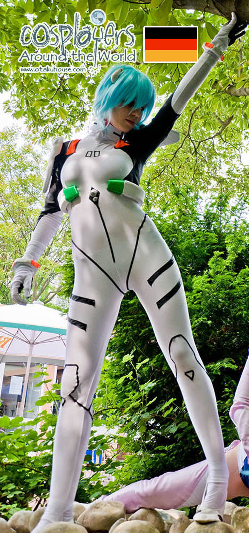 That Neon genesis evangelion cosplay porn that