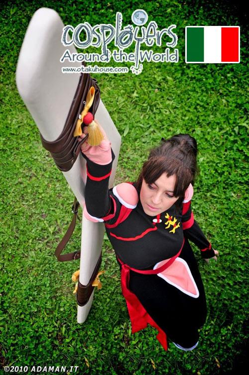 Sango Inuyasha Costume