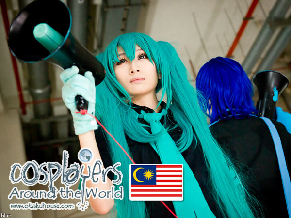 Cosplayers Around the World Feature : Suan Ng from Malaysia