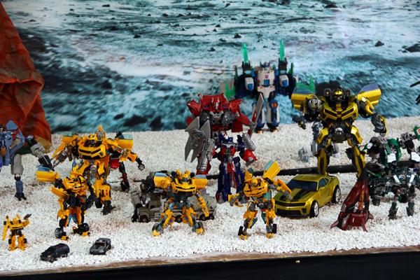 Expotransformers 2011