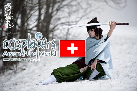 Switzerland Cosplayer