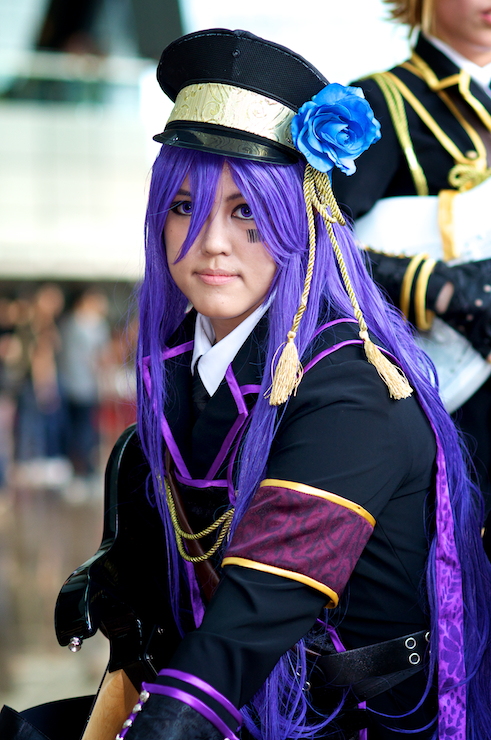 More photos of Cosplayers and Toys at STGCC 2011 – Zack Part 2