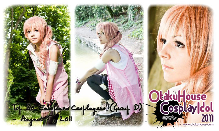 Leading 30 in Cosplay Idol Europe Album D (August 5, 2011)