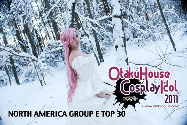 Leading top 30 North America Cosplay in Album E