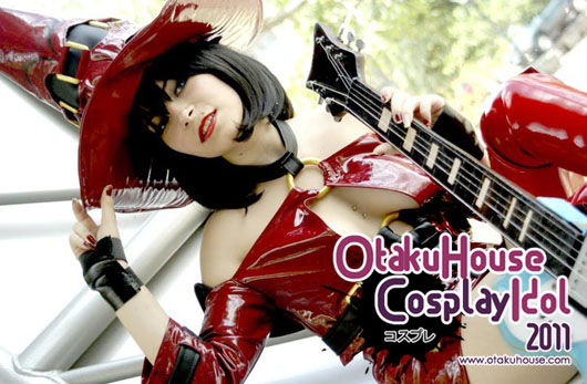 Top 30 in Cosplay Idol in South America A