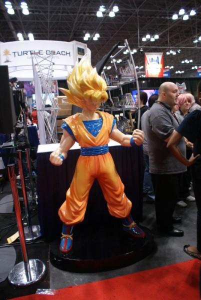 Dragon Ball Z Takes Over New York Anime Fest Otaku House