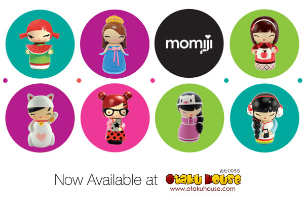 Momiji Dolls at Otaku House