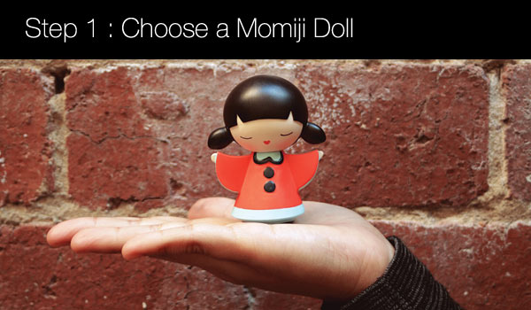 Momiji are Message Dolls - Otaku House