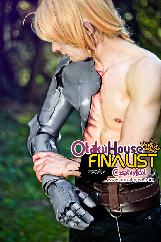 Otaku House Cosplay Contest Europe Finalist- 18Fly