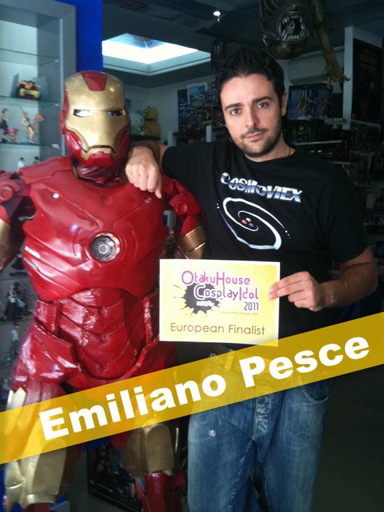Otaku House Cosplay Contest Europe Finalist- Emiliano Pesce
