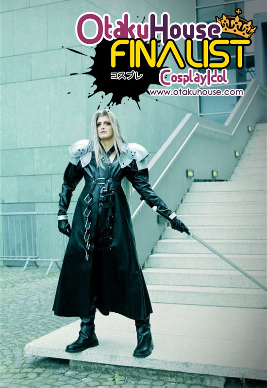 Otaku House Cosplay Contest Europe Finalist- Etienne H.