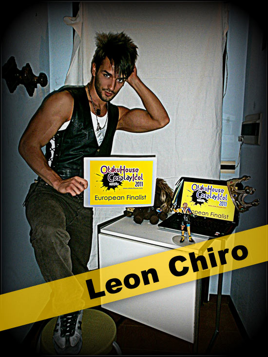 Otaku House Cosplay Contest Europe Finalist- Leon Chiro