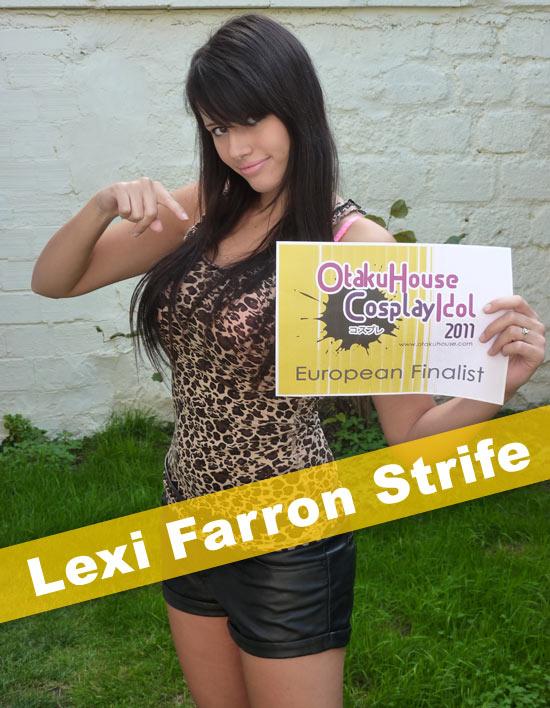 Otaku House Cosplay Contest Europe Finalist- Lexi Farron Strife