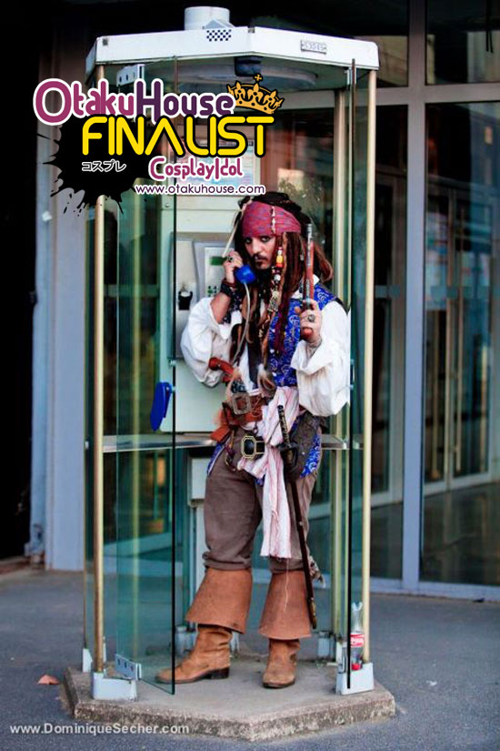 Otaku House Cosplay Contest Europe Finalist- Nicholas Ico Cousson