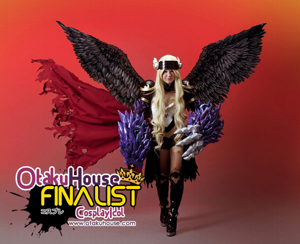 Otaku House Cosplay Contest Europe Finalist- Shappi