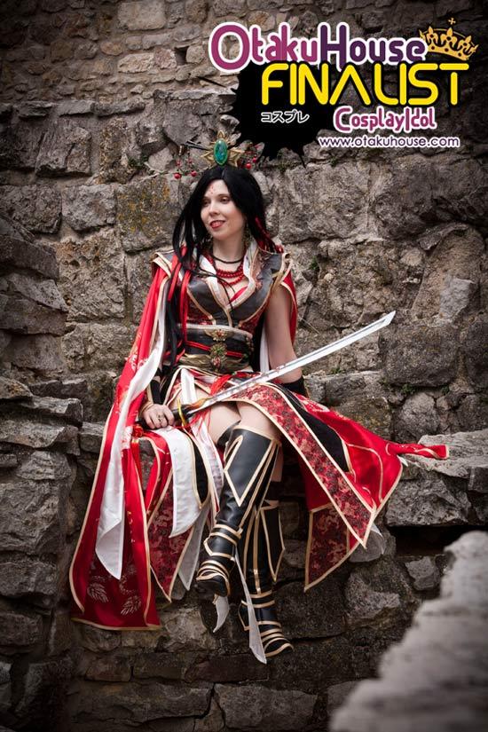 Otaku House Cosplay Contest Europe Finalist- Svetlana Quindt