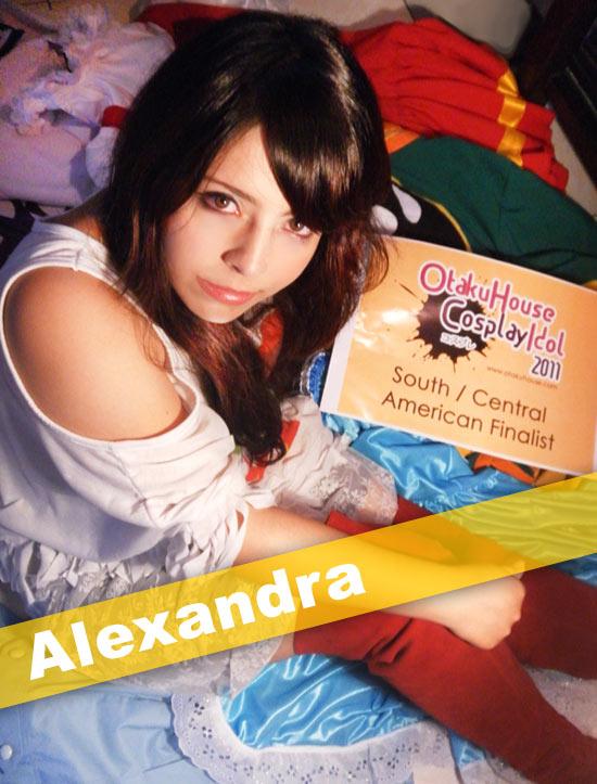 Otaku House Cosplay Contest S. America Finalist- Alexandra