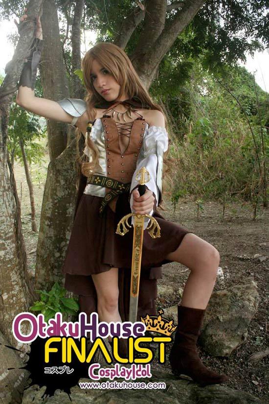 Otaku House Cosplay Contest S. America Finalist- Ama Escalona