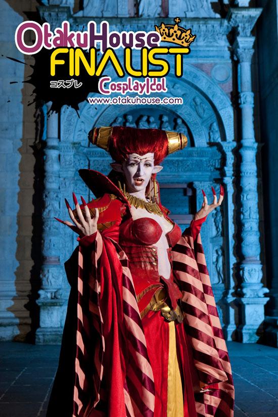 Otaku House Cosplay Contest Europe Finalist- Ana Sances