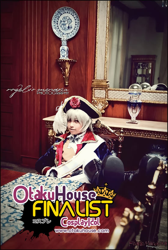 Otaku House Cosplay Contest S. America Finalist- Ami