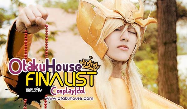 Otaku House Cosplay Contest S. America Finalist- Andrew Artiga Alberto