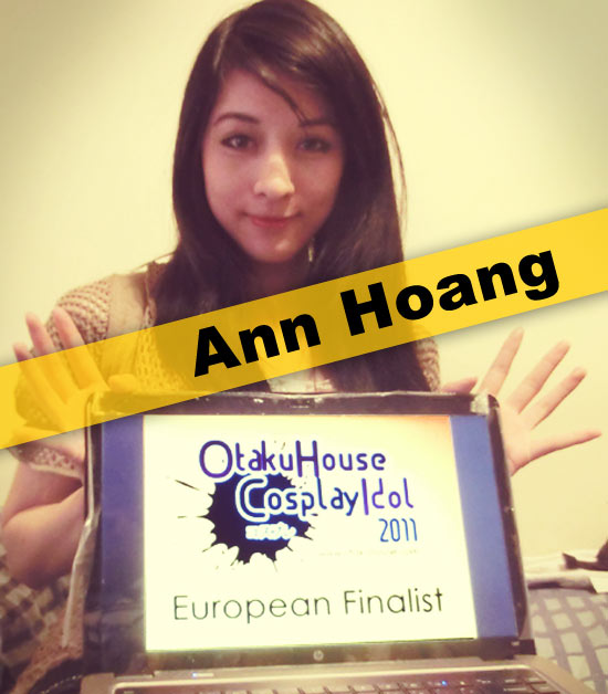 Otaku House Cosplay Contest Europe Finalist- Ann Hoang