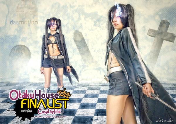 Otaku House Cosplay Contest S. America Finalist- Brendaliz