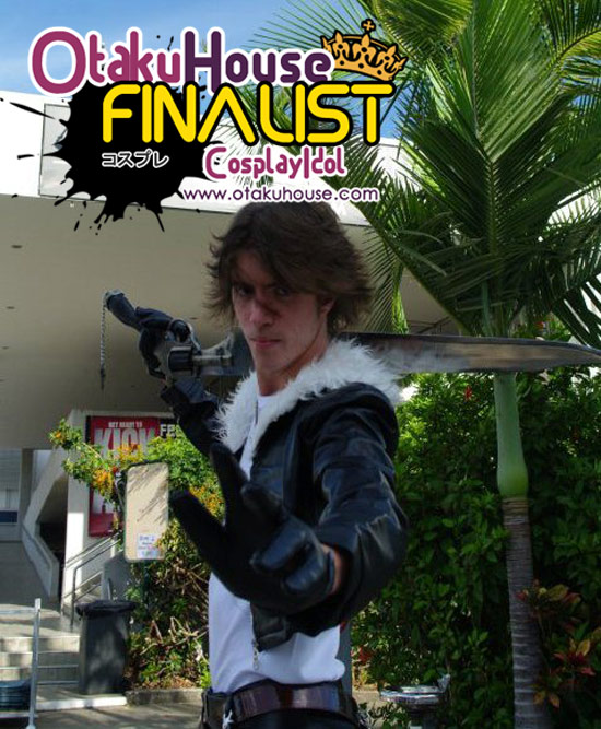 Otaku House Cosplay Contest Asian Finalist- Cody Reed