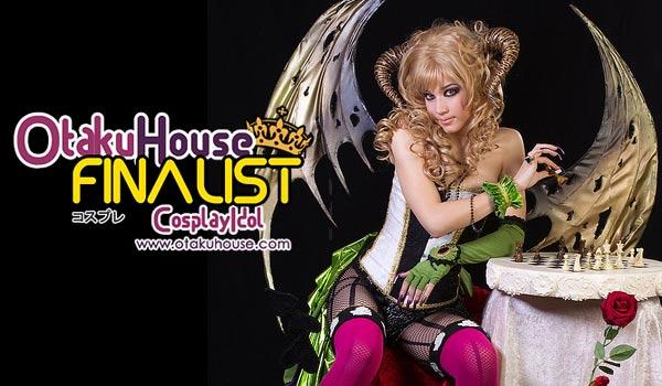 Otaku House Cosplay Contest Europe Finalist- Daniela Maiorana