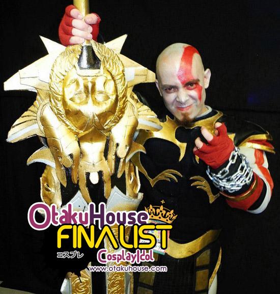 Otaku House Cosplay Contest Asian Finalist- David D Angelo