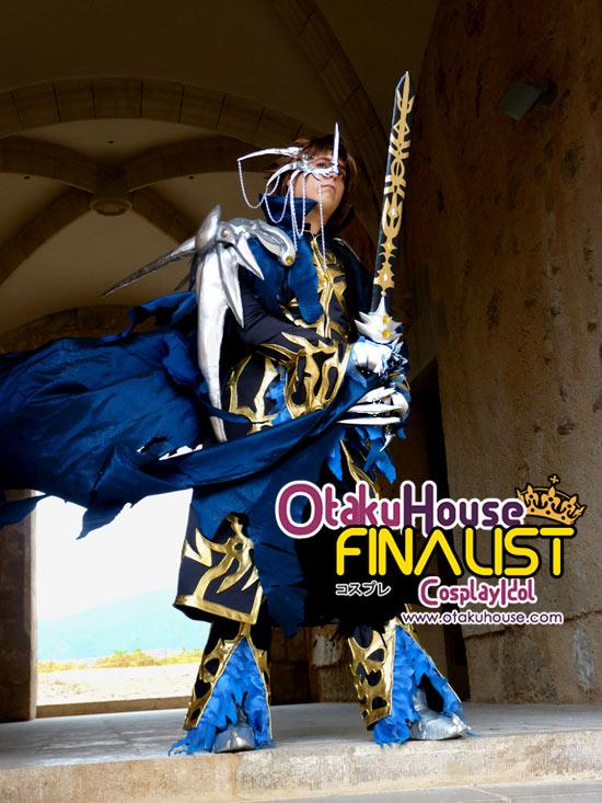 Otaku House Cosplay Contest Europe Finalist- Dedy
