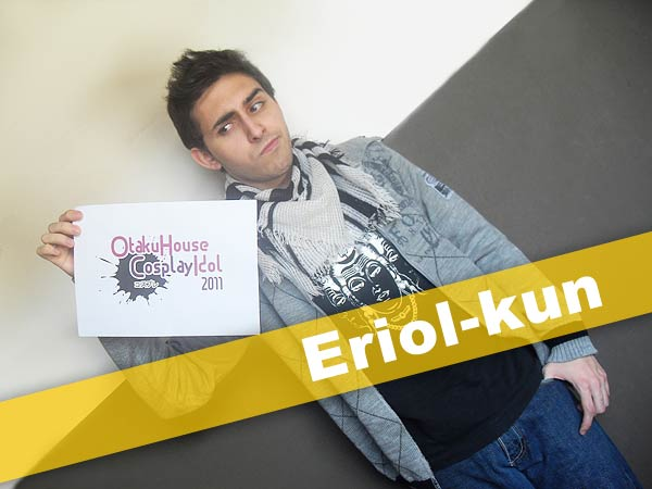 Otaku House Cosplay Contest S. America Finalist- Eriol Kun