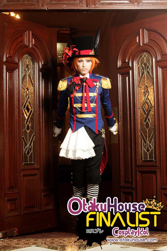 Otaku House Cosplay Contest S. America Finalist- Gerardo Daniel Perez Gonzalez