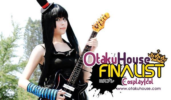Otaku House Cosplay Contest S. America Finalist- Grecia Monico