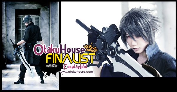Otaku House Cosplay Contest Asian Finalist- Haki Mei
