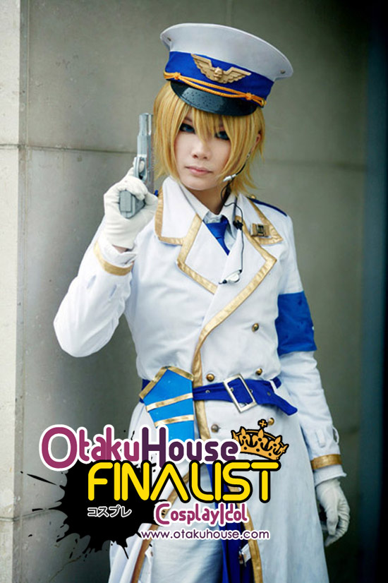 Otaku House Cosplay Contest Asian Finalist- Hitomi