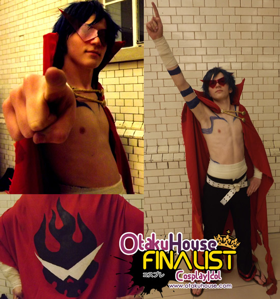 Otaku House Cosplay Contest Europe Finalist- Iain Clark