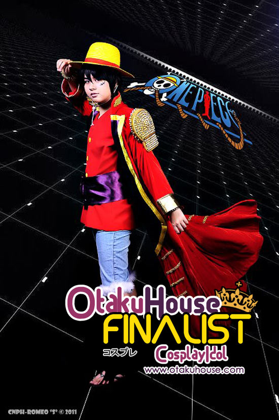 Otaku House Cosplay Contest Asian Finalist- Jia Gold