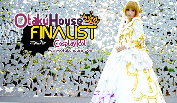 Otaku House Cosplay Contest Asian Finalist- Julia Laurant