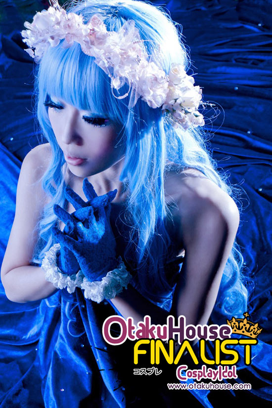 Otaku House Cosplay Contest Asian Finalist- Julia Laurant (Sheryl Nome)