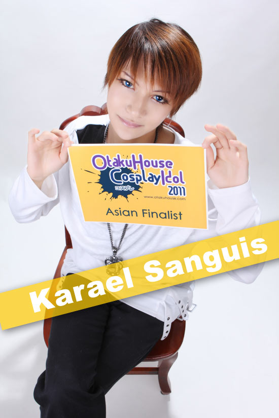 Otaku House Cosplay Contest Asian Finalist- Karael Sanguis