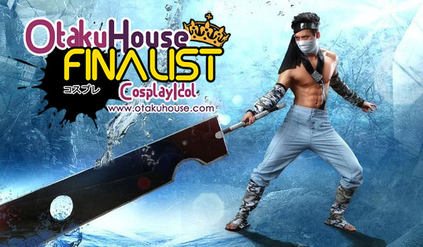 Otaku House Cosplay Contest Asian Finalist- Kenneth Ting