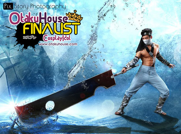 Otaku House Cosplay Contest Asian Finalist- Kenneth Ting (Zabuza / Naruto)