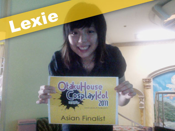 Otaku House Cosplay Contest Asian Finalist- Lexie