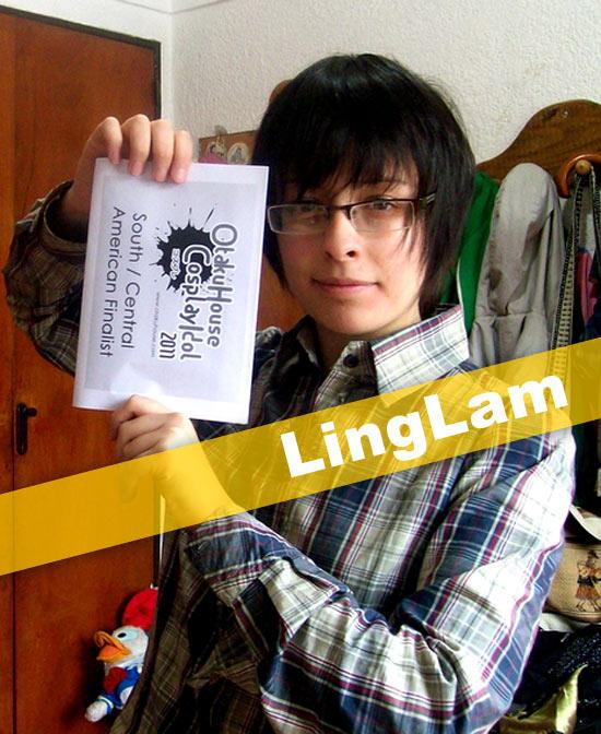 Otaku House Cosplay Contest S. America Finalist- Linglam