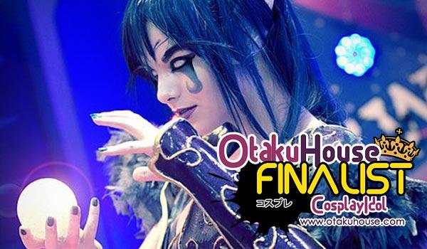 Otaku House Cosplay Contest Europe Finalist- Liz Nemesi Biella
