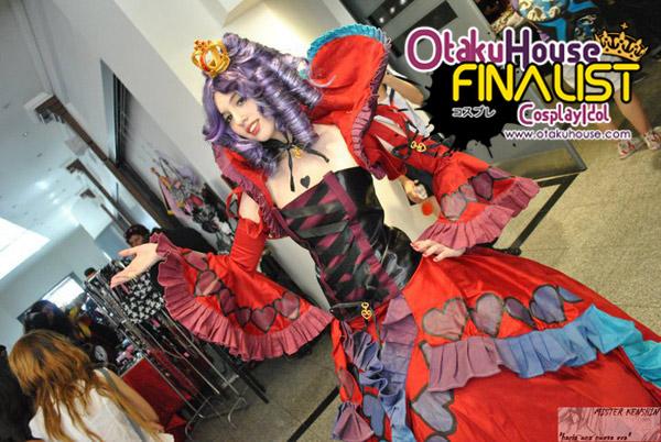 Otaku House Cosplay Contest S. America Finalist- Mai Lingenfelder