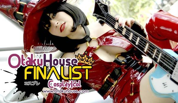 Otaku House Cosplay Contest S. America Finalist- Mary Alfaro
