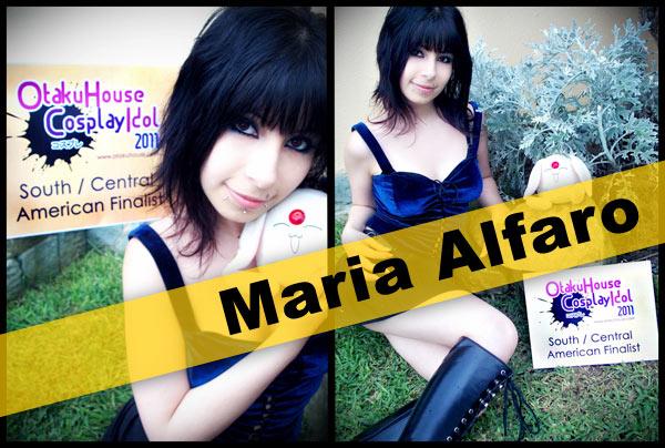 Otaku House Cosplay Contest S. America Finalist- Mario Alfaro