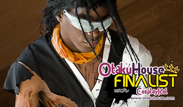 Otaku House Cosplay Contest Europe Finalist- Marius